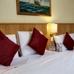 Отель Best Western London Highbury 3* Стандартный номер с различными типами кроватей фото 2