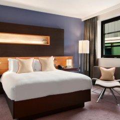 Отель Hilton London Tower Bridge 4* Представительский номер с различными типами кроватей фото 3