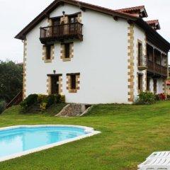 Отель Posada La Estela Cántabra бассейн фото 2