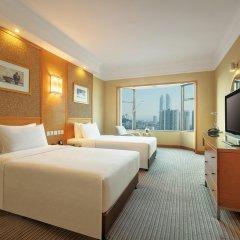 Millennium Harbourview Hotel Xiamen 4* Представительский клубный номер с различными типами кроватей