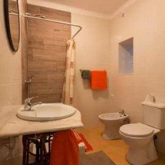 Отель Casa Amarela Óbidos ванная