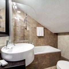 Отель Domizia Sancti Angeli Италия, Рим - 1 отзыв об отеле, цены и фото номеров - забронировать отель Domizia Sancti Angeli онлайн ванная
