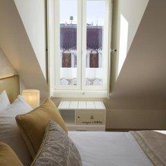Отель My Story Ouro 3* Стандартный номер с различными типами кроватей фото 15