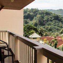 Отель Kata View Villa балкон