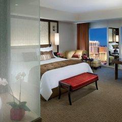 Отель Waldorf Astoria Las Vegas 5* Стандартный номер с различными типами кроватей фото 7
