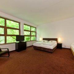 Novum Hotel City B Berlin Centrum 3* Стандартный семейный номер с разными типами кроватей фото 4