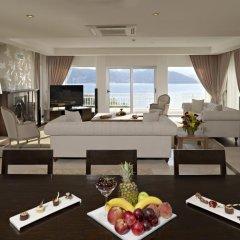Отель Rixos Premium Bodrum - All Inclusive 5* Улучшенная вилла разные типы кроватей фото 7