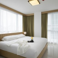 Отель The Wide Suites Улучшенный люкс фото 6