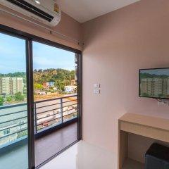 Отель JJ Residence Phuket Town 3* Номер Делюкс с различными типами кроватей