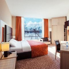 Гостиница Новый Петергоф 4* Люкс с двуспальной кроватью фото 4