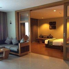 Отель The Heritage Pattaya Beach Resort 4* Люкс с различными типами кроватей