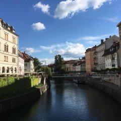 Ahotel Hotel Ljubljana Любляна приотельная территория фото 2