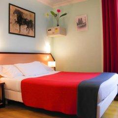Отель Hôtel Audran 2* Стандартный номер с различными типами кроватей фото 3