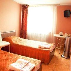 Мини-Отель Maxx Royal Стандартный номер с различными типами кроватей фото 10