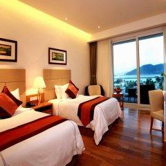 Отель Mingshen Golf & Bay Resort Sanya 4* Номер Делюкс с различными типами кроватей фото 4