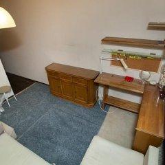 Апартаменты Брусника Калужская комната для гостей фото 4