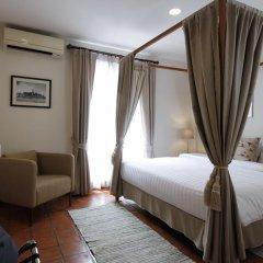 Отель Ratchadamnoen Residence 3* Стандартный номер с двуспальной кроватью фото 24