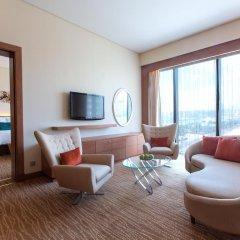 Отель JW Marriott Absheron Baku Азербайджан, Баку - 10 отзывов об отеле, цены и фото номеров - забронировать отель JW Marriott Absheron Baku онлайн комната для гостей фото 4
