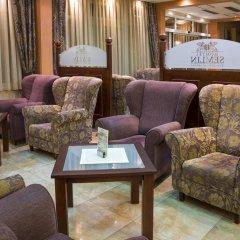 Garni Hotel Semlin B&B интерьер отеля