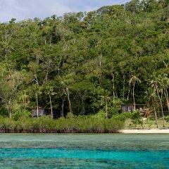 Отель The Remote Resort, Fiji Islands 4* Вилла с различными типами кроватей фото 9