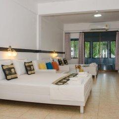 Отель Allstar Guesthouse 2* Стандартный семейный номер разные типы кроватей фото 6