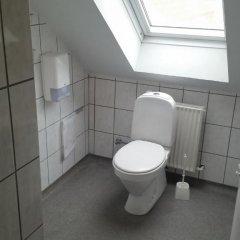 Hotel Postgaarden 3* Стандартный семейный номер с двуспальной кроватью фото 6