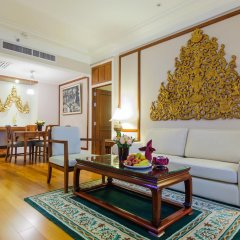 The Empress Hotel Chiang Mai 4* Люкс с различными типами кроватей фото 5
