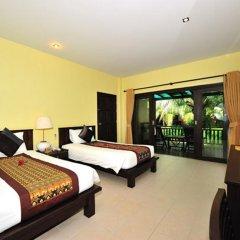 Princess Kamala Beachfront Hotel. комната для гостей фото 2