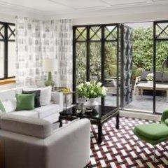 Four Seasons Hotel Milano 5* Люкс с различными типами кроватей фото 30