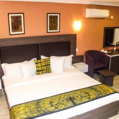 Отель Visa Karena Hotels 3* Номер Делюкс с различными типами кроватей фото 7