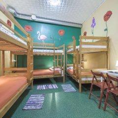 Хостел Страна Чудес Центральный Стандартный номер с различными типами кроватей фото 9