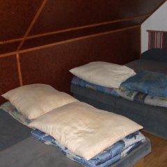 Гостиница Vizimalom Kemping, Panzió és Étterem Стандартный семейный номер с двуспальной кроватью (общая ванная комната) фото 8