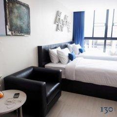 130 Hotel & Residence Bangkok 3* Улучшенный номер с 2 отдельными кроватями фото 4