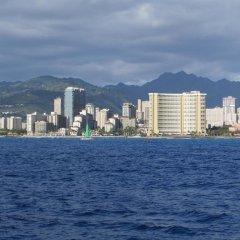 Отель Castle Waikiki Grand Hotel США, Гонолулу - отзывы, цены и фото номеров - забронировать отель Castle Waikiki Grand Hotel онлайн приотельная территория