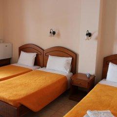 Отель Athinaiko 2* Стандартный номер с различными типами кроватей фото 8