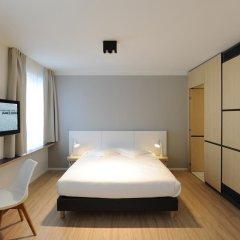Отель Residence La Source Quartier Louise 3* Студия с различными типами кроватей фото 18