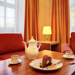 Отель Grandhotel Brno Брно в номере