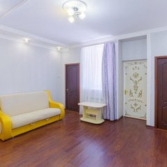 Гостиница Baza otdykha Plyazhniy poselok комната для гостей фото 4