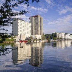 Отель Mercure Amsterdam City 4* Стандартный номер с двуспальной кроватью