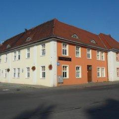 Hostel Bursztynek парковка фото 2