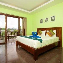 Отель Wind Beach Resort Таиланд, Остров Тау - отзывы, цены и фото номеров - забронировать отель Wind Beach Resort онлайн комната для гостей фото 2