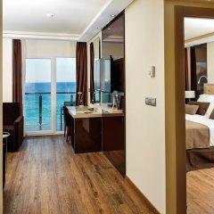 Отель Melia Alicante 4* Номер категории Премиум с двуспальной кроватью фото 3
