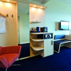 Radisson Blu Hotel, Trondheim Airport 4* Стандартный номер с различными типами кроватей фото 2