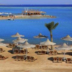 Отель Lemon & Soul Makadi Bay – Adults Only пляж