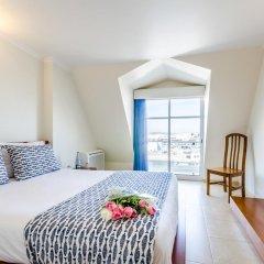 Отель Apartamentos do Mar Peniche Апартаменты с различными типами кроватей