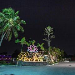 Отель Bua Tara Resort пляж