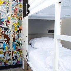Отель Generator Amsterdam Номер категории Премиум с различными типами кроватей фото 3