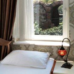 Sur Hotel Sultanahmet 3* Стандартный номер с различными типами кроватей фото 17