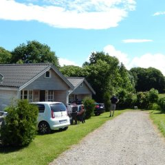 Отель Skovlund Camping & Cottages Коттедж фото 2