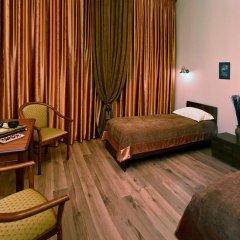Мини-Отель Капитель Стандартный номер с 2 отдельными кроватями фото 3